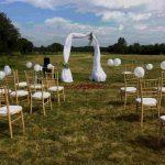 Fine events - Espace cérémonie champêtre