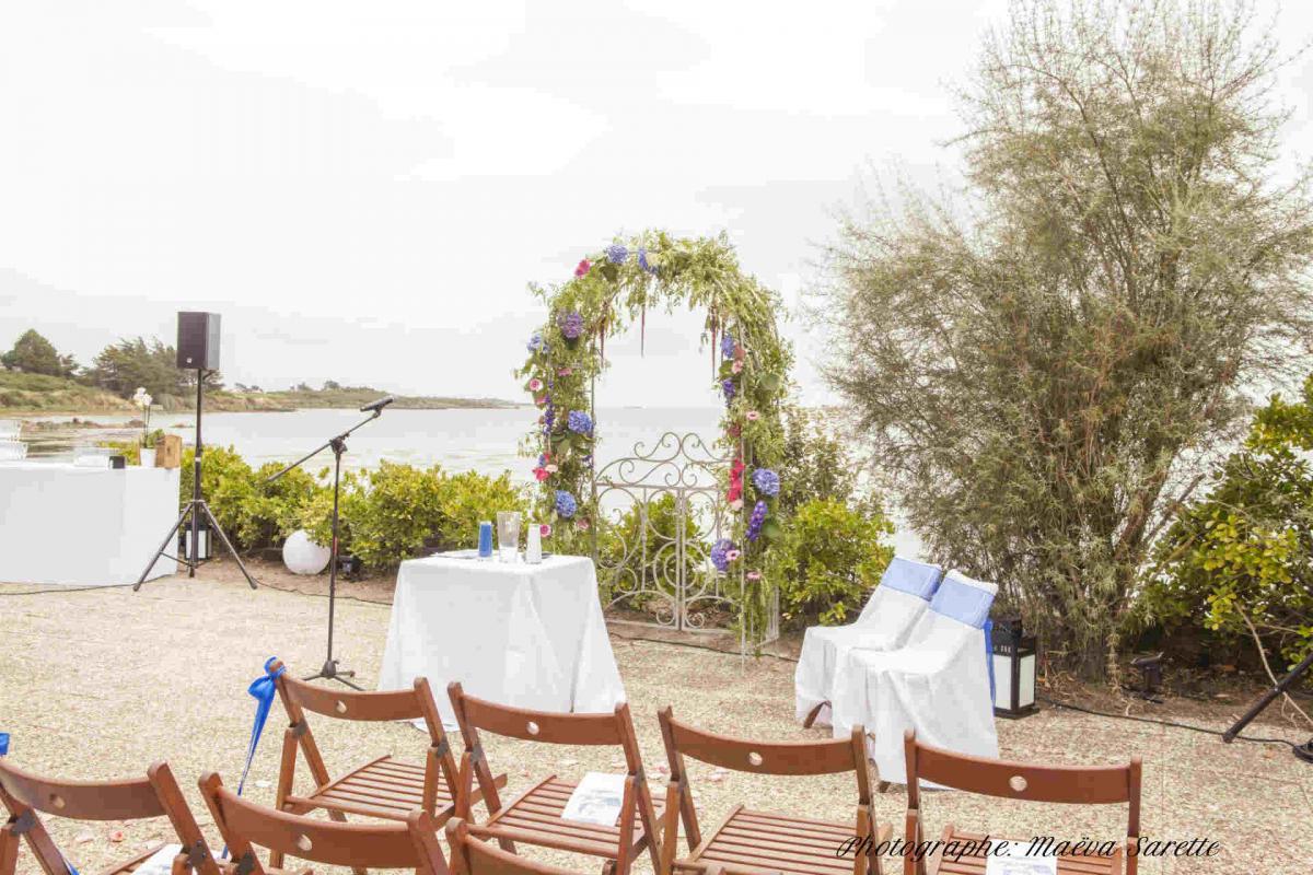 Franco-german wedding ceremony - Chantal and Timur