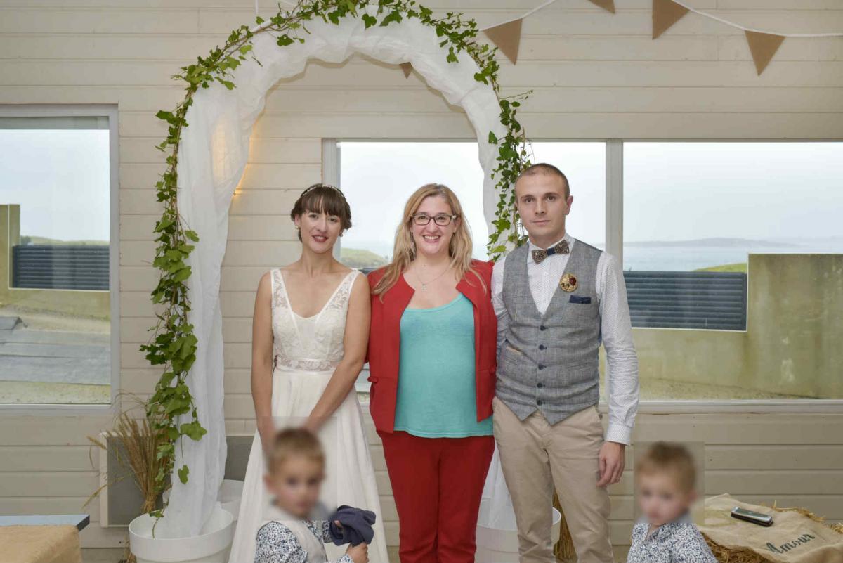 Les mariés et moi