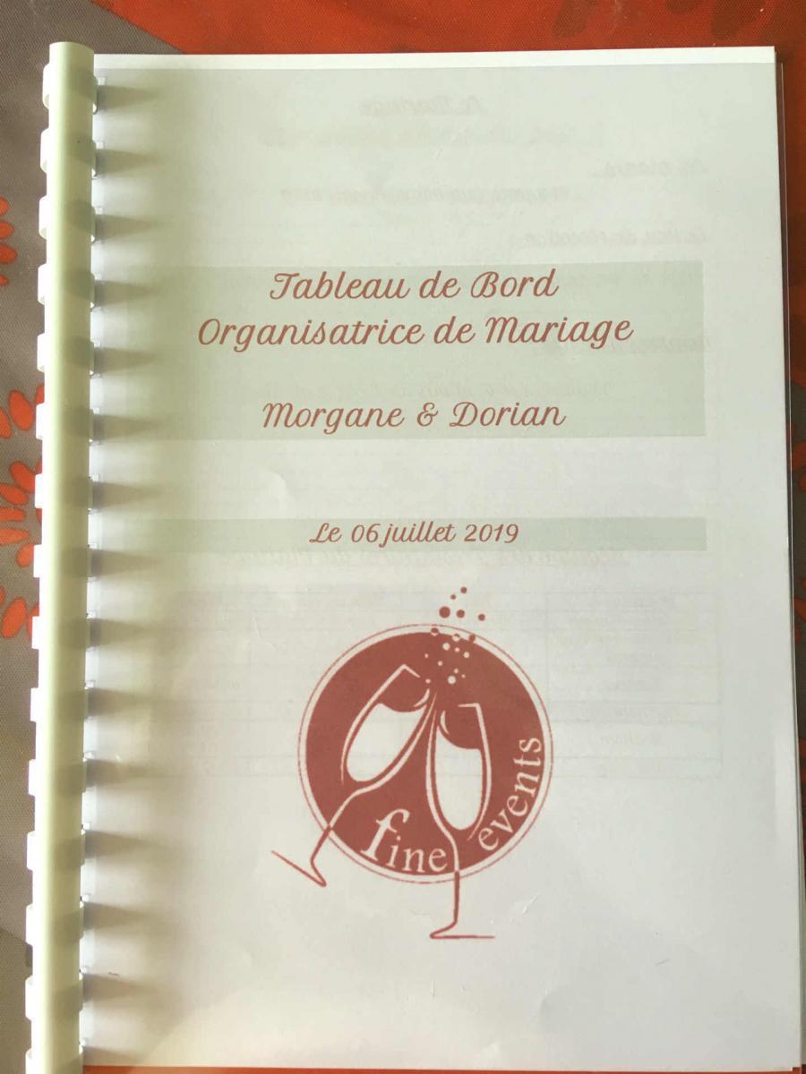 Mariage Morgane et Dorian